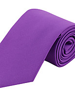 Men Business Necktie Polyester Silk Tie for Wedding Party