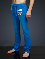 LOVEBANANA Men's Active Pants Blue-34086