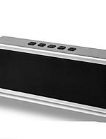 The New Bluetooth Aluminum Alloy Dual Speaker Wireless Portable Car Speaker