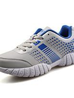 Unisex Sneakers Spring / Fall Comfort Fabric Casual Flat Heel  Black / Red / Gray Sneaker