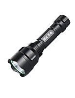 Mini  Led Rechargeable Long-range  Flashlight