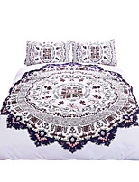 BeddingOutlet Printed Bedding Set Mandala Nice Design Quilt Cover for Bedroom Home Textiles Twin Full Queen King
