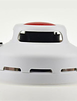 детектор дыма с режимом световой сигнализации двойной красный купол и высокочувствительным датчиком дыма