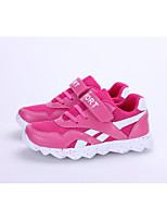 Unisex Sneakers Fall Flats Tulle Athletic Flat Heel Others Blue / Pink Sneaker
