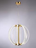 20W Lampe suspendue ,  Traditionnel/Classique Peintures Fonctionnalité for LED AcryliqueSalle de séjour / Chambre à coucher / Salle à