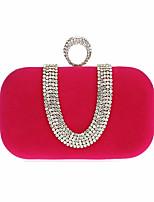 Women Velvet Formal Ring/ Casual / Event/Party / Wedding Evening Bag