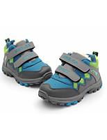 Per bambino-scarpe da ginnastica-Casual-Punta arrotondata-Piatto-PU (Poliuretano)-Viola / Arancione