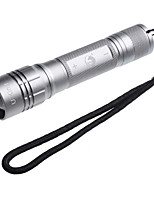 U`King® LED Flashlights/Torch LED 1000LM Lumens 3 Mode Cree XM-L T6 18650 Dimmable / Adjustable Focus / Compact SizeCamping/Hiking/Caving
