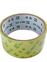 Six Transparent Sealing Tapes Per Pack