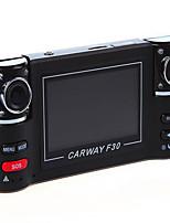 OEM de Fábrica 3polegadas Allwinner Cartão TF Preto Carro Câmera