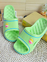 Unisex Slippers & Flip-Flops Spring / Fall Slippers PVC Outdoor / Casual Flat Heel Others Others