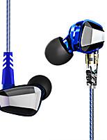 Astrotec GX50 Stereo Bass earphone Headphones Metal handsfree Headset 3.5mm Earbuds
