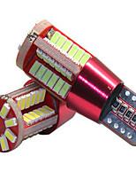 die neue Dekodierung Anzeige breite Lampe 57led Licht t10-3014-57smd Auto Show breit Glühbirne Kfz-Kennzeichen