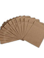 Fourty Six 10Cm * 15.5Cm Kraft Paper Bags Per Pack