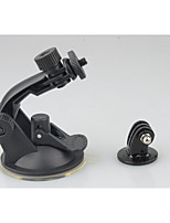 Gopro Car Auto Suction Cup Bracket With Three Suction Suction Cup Bracket Long Tripod Adapter