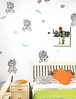 Modern Wallpaper For Kids Rooms Lovely Cartoon Wallpapers For Bedroom Wall Paper Non Woven For Walls