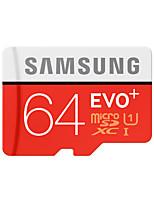 Original Samsung 64GB Class10 80MB/S UHS-U1 TF Memory Card