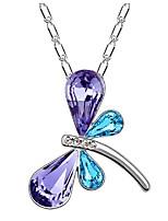 Modische Halsketten Anhängerketten Schmuck Alltag Modisch Aleación Silber 1 Stück Geschenk