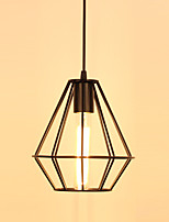 E26/E27 Pendant Light Traditional/Classic / Vintage / Retro / Country for Metal Living Room / Bedroom / Dining Room