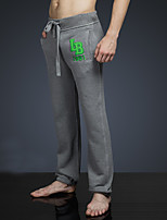 LOVEBANANA Men's Active Pants Gray-35003