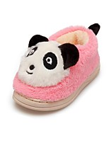 Girl's Slippers & Flip-Flops Fall / Winter Comfort Customized Materials Casual Flat Heel Others Black / Blue /