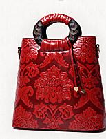 Для женщин Полиуретан На каждый день / Для отдыха на природе / Для шоппинга Сумка-шоппер
