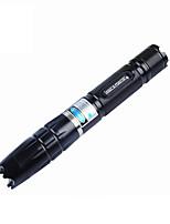 u`king ZQ-J17 vero indicatore blu / laser di osservare le stelle possono concentrarsi impostare (5mw 450nm / nero)