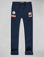 LOVEBANANA Men's Active Pants Dark Blue-37001