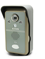 KiVOS KDB302A Wireless Doorbell Outdoor Video Intercom Door Lock Machine Camera