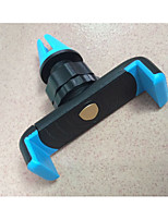 Car Mobile Phone Holder / Car Air Conditioning Air Outlet Bracket 360 Degrees Of Freedom Rotation