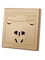 SZSIEMINS Проводной Others Dual usb clamshell smart switch Кот / Зеленый