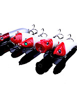 Lures Bait Suit Minnow Hard Bait Swimming Layer VIB Whole Water System Hit the Waves Lie Submerged Pencil Lure 5 PC/Set