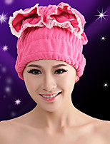 1PC Face Towel Wash Towel 100% Superfine Fiber High Quality Super Soft Shower Cap