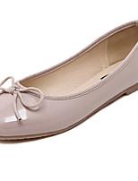 Women's Flats Spring / Summer / Fall Round Toe / Closed Toe / Flats  Casual Flat Heel Bowknot Walking