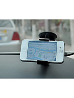 Double Car Chuck Rack / Vehicle GPS Mini Mobile Phone Navigator Support / Car Seat Fish Mouth Clip Clip Mobile Phone