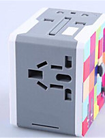 JIUSHANG Проводной Others Intelligent charging socket Кот / серый
