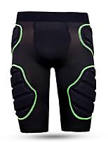 Equipamento de proteção Ski Respirável / Protecção Fitness / Ciclismo / bicicleta Terilene Preta