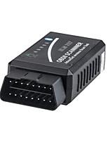 Bluetooth v1.5 obd2 ELM327 автомобиля детектор расход топлива