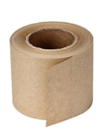 Two 72MM * 18MM Environmental Kraft Paper Tapes Per Pack