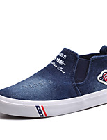 Boy's Flats Spring / Summer / Fall Comfort / Round Toe / Flats Canvas / Fabric Outdoor / Athletic