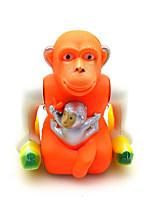 Sun Story Electric Toy Monkey Children Turn Music Movement