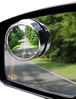 360 grader justerbar aar av liten rund spegel extra spegel döda vinkeln vidvinkelobjektiv