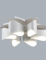 Flush Mount 54W LED Light 4000K Modern/Contemporary / Mini Style Living Room / Bedroom / Dining Room
