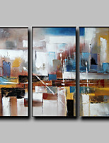 Modern Abstract 3 Sets Paintings Fashion Comtemporary Wall Art Canvas Art