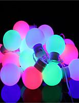 40-LED 5M Waterproof  Plug Outdoor Christmas Holiday Decoration Light LED String Light