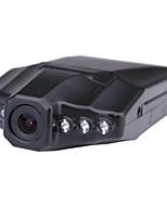 Koonlung 2,7 дюйма Syntec TF карта Черный Автомобиль камера