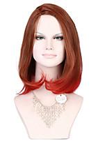 2016 rizado recta de calor resistente llena del cordón sintético pelucas de cabello barato para las mujeres negras