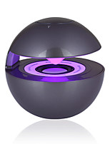 Touch Screen Spherical Mini Subwoofer Portable Outdoor Small Card Wireless Bluetooth Speakers
