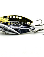 11g 5cm/Pcs Lures Bait Lures Hard Bait Metal Bait Swimming Layer Hard Baits VIB Whole Blade Bass Fish Alburnus 1 PC