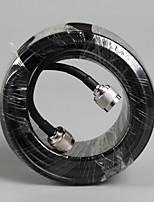 Auto Antennemit Saugbefestigung / Yagi-Antenne / LAP-Antenne N-Buchse Metall Signalverstärker /